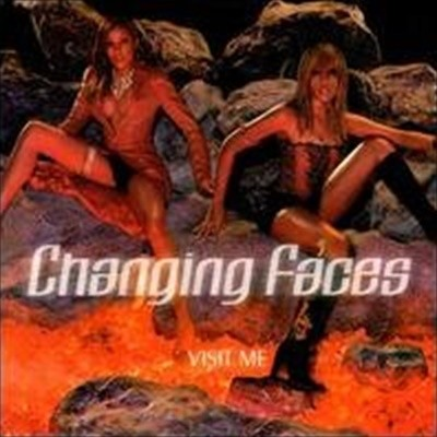 Changing Faces / Visit Me (수입)