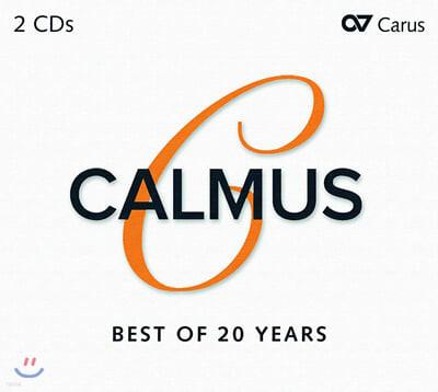 칼무스 앙상블 - 창단 20주년 기념 베스트 (Calmus Ensemble: Best of 20 Years)