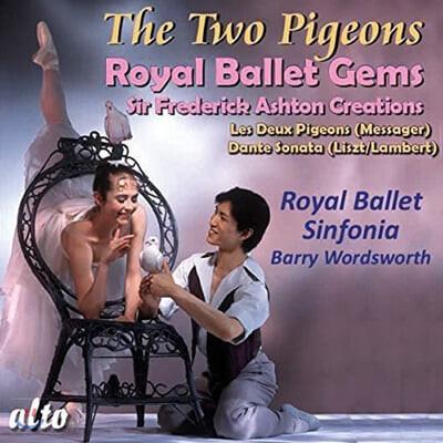 Barry Wordsworth 로열 발레 신포니아 명연주집 (Royal Ballet Gems: Les Deux Pigeons & Dante Sonata)