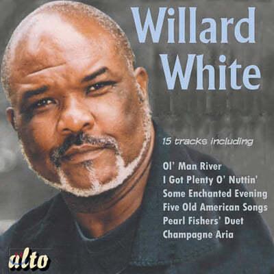 Willard White 윌러드 화이트 인 콘서트 (In Concert)