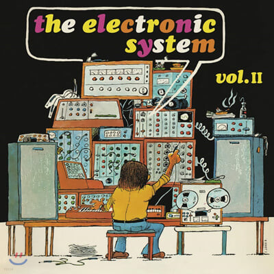 Electronic System (일렉트로닉 시스템) - Vol. II [옐로우 컬러 LP]
