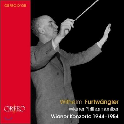 Wilhelm Furtwangler 빌헬름 푸르트뱅글러 1944-1954 빈 녹음집
