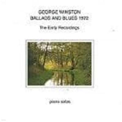 George Winston / Ballads And Blues 1972