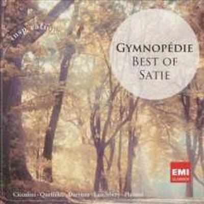 짐노페디 - 사티 베스트 (Gymnopedie - Best of Satie) - Anne Queffelec
