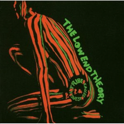 A Tribe Called Quest - Low End Theory (CD)