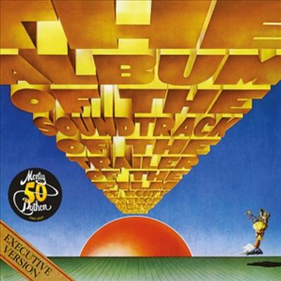 Monty Python - Monty Python & The Holy Grail (몬티 파이톤과 성배) (Soundtrack)(180G)(LP)