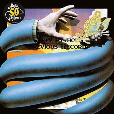 Monty Python - Monty Python's Previous Record (180G)(LP)