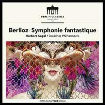 베를리오즈: 환상교향곡 (Berlioz: Symphonie fantastique) (180g)(LP) - Herbert Kegel