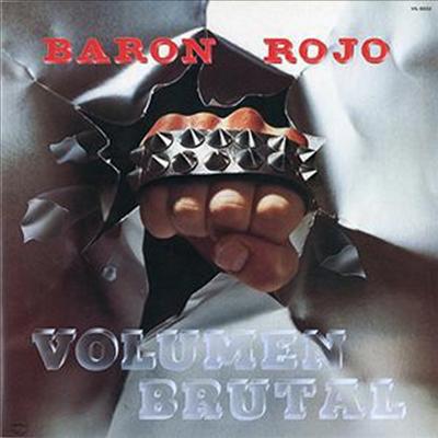 Baron Rojo - Volumen Brutal (Remastered)(CD)