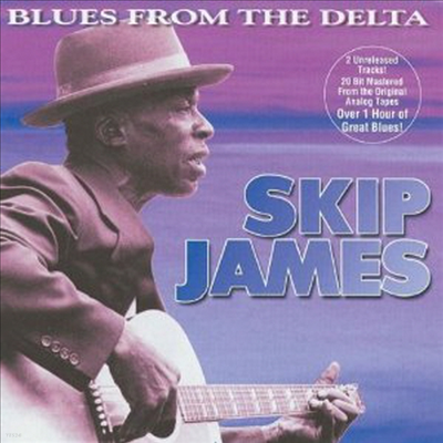 Skip James - Blues From The Delta (CD)