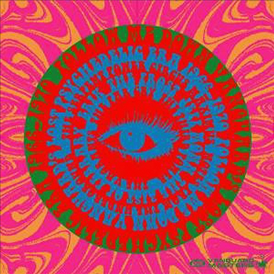 Various Artists - Follow Me Down - Vanguard's Lost Psychedelic Era 1966-1970 (CD)