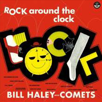 Bill Haley & His Comets - Rock Around The Clock (Remastered)(Ltd. Ed)(2 Bonus Tracks)(180G)(LP)
