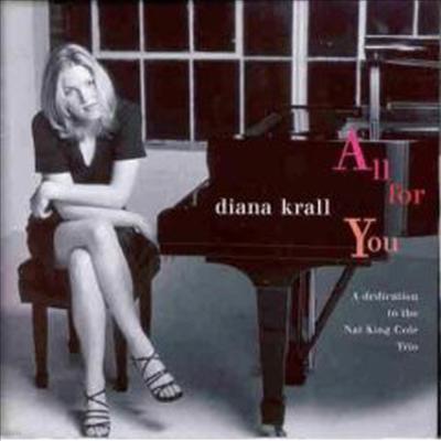Diana Krall - All For You - A Dedication To The Nat King Cole Trio (Originals)(CD)