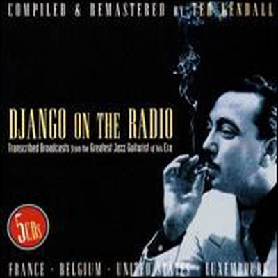 Django Reinhardt - Django On The Radio (Remastered)(5CD Boxset)