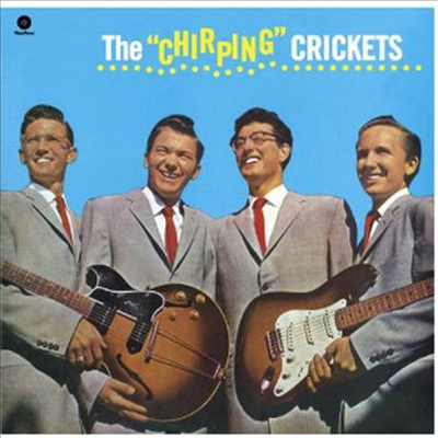 Buddy Holly & Crickets - Chirping Crickets (4 Bonus Tracks)(180G)(LP)