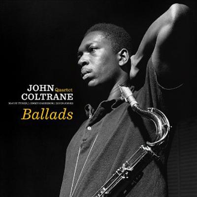 John Coltrane Quartet - Ballads (Remastered)(Ltd. Ed)(2 Bonus Tracks)(180G)(LP)