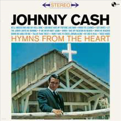 Johnny Cash - Hymns From The Heart (Ltd. Ed)(Remastered)(4 Bonus Tracks)(180G)(LP)