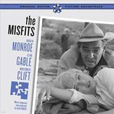 Alex Norden - The Misfit (야생마) (1961)(Ltd. Ed)(Soundtrack)(Remastered)(10 Bonus Tracks)(CD)
