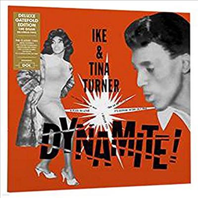 Ike & Tina Turner - Dynamite! (Gatefold)(180G)(LP)