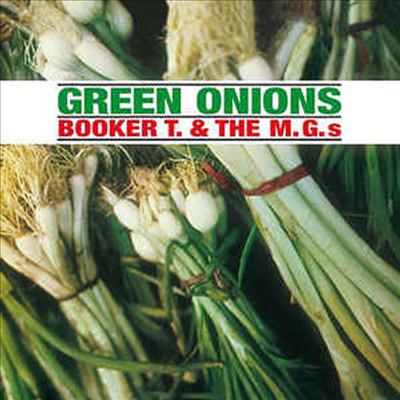 Booker T & The MG's - Green Onions (Gatefold Cover)(180G)(LP)