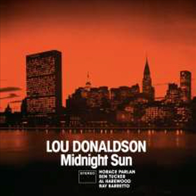 Lou Donaldson - Midnight Sun (Remastered)(Bonus Track)(Digisleeve)(CD)
