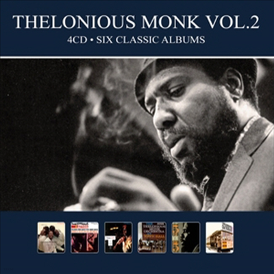 Thelonious Monk - Six Classic Albums Vol.2 (Digipack)(4CD)