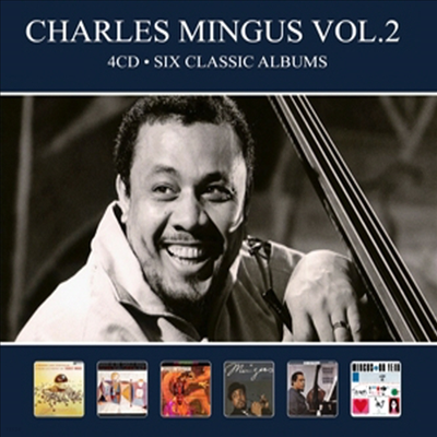Charles Mingus - Six Classic Albums Vol.2 (Digipack)(4CD)
