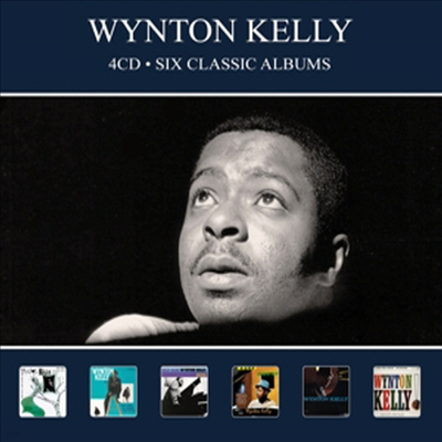 Wynton Kelly - Six Classic Albums (Digipack)(4CD)