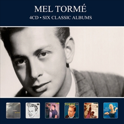 Mel Torme - Six Classic Albums (Remastered)(Digipack)(4CD)