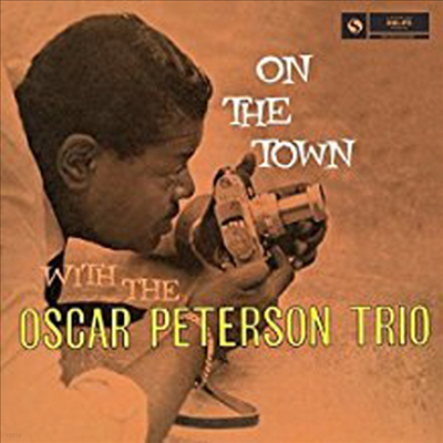 Oscar Peterson Trio - On The Town (Remastered)(Limited Edition)(180G)(LP)