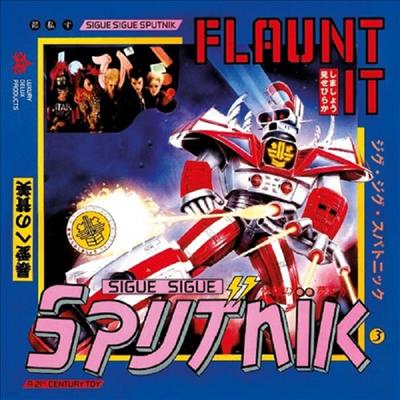 Sigue Sigue Sputnik - Flaunt It (Deluxe Edition)(4CD)