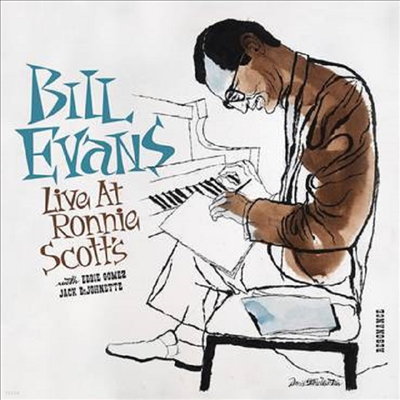 Bill Evans - Live At Ronnie Scott's (2CD)