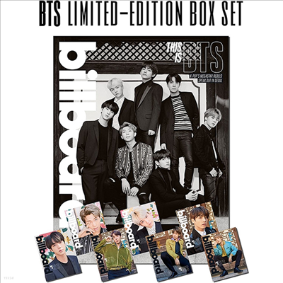 방탄소년단 (BTS) - Billboard BTS Limited-Edition Box