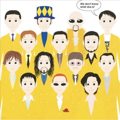 Tokyo Ska Paradise Orchestra (도쿄 스카 파라다이스 오케스트라) - Moods For Tokyo Ska-We Don't Know What Ska Is! (SACD Hybrid)