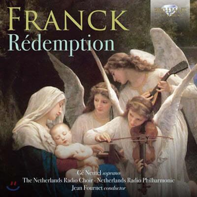 Jean Fournet 프랑크: 교향시 '속죄' (Franck: Redemption)