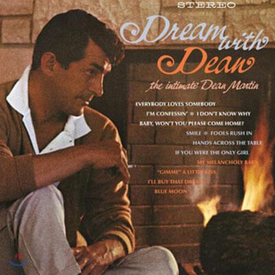 Dean Martin (딘 마틴) - Dream With Dean: The Intimate Dean Martin [2LP]