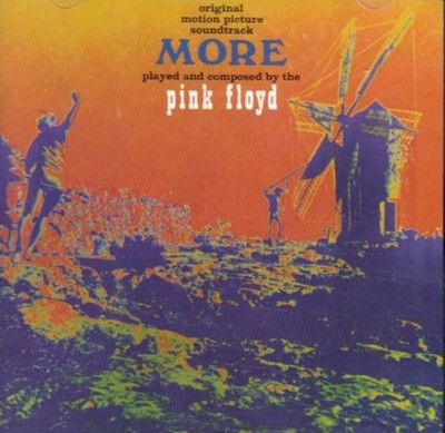 Pink Floyd - Music From The Film More 수입