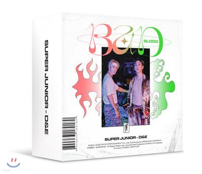 슈퍼주니어-D&E - 미니앨범 4집 : Bad Blood [스마트 뮤직 앨범(키트 앨범)]