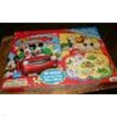 disney first look and find & giant puzzle in the box new