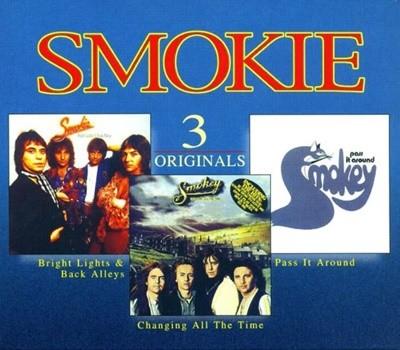 Smokie  - 3 Originals (3CD) 수입