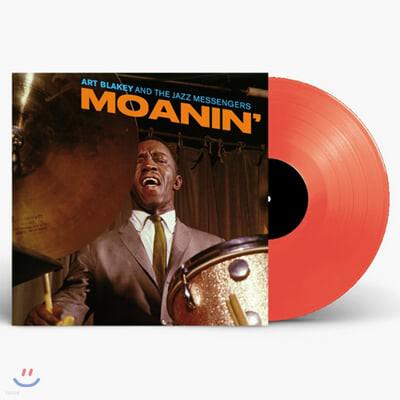 Art Blakey & The Jazz Messengers (아트 블레이키 앤 더 재즈 메신저스) - Moanin' [레드 컬러 LP]