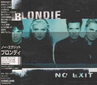 Blondie - No Exit [일본반]