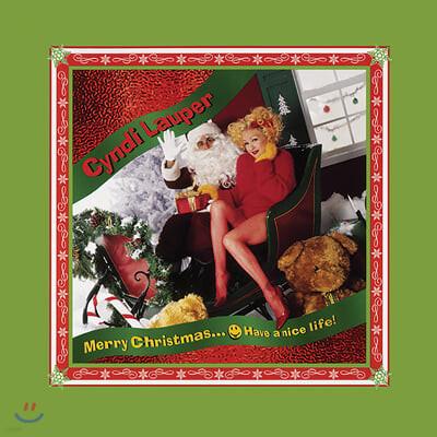 Cyndi Lauper - Merry Christmas…Have a Nice Life! 신디 로퍼 크리스마스 앨범 [스노우화이트 컬러 LP]