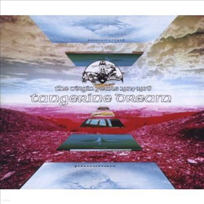 Tangerine Dream - Virgin Years: 1974-1978 (Remastered)(3CD)
