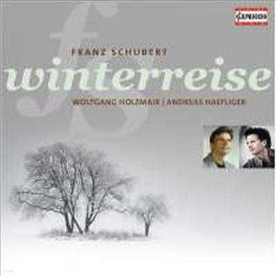 슈베르트: 겨울나그네 (Schubert: Winterreise D911) - Wolfgang Holzmair