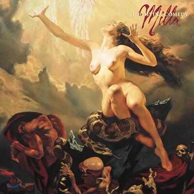 Milla Jovovich (밀라 요보비치) - The Divine Comedy [크림시클 오렌지 컬러 LP]
