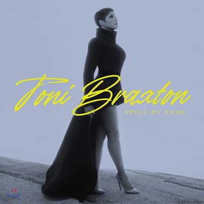 Toni Braxton (토니 브랙스턴) - 10집 Spell My Name