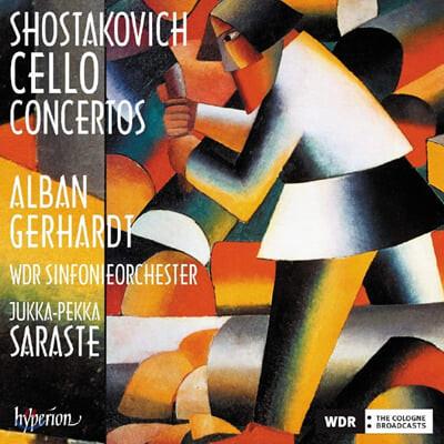 Alban Gerhardt 쇼스타코비치: 첼로 협주곡 1, 2번 (Shostakovich: Cello Concertos)