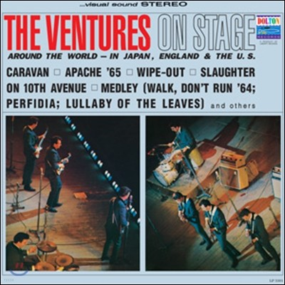 The Ventures - On Stage (Limited Edition)