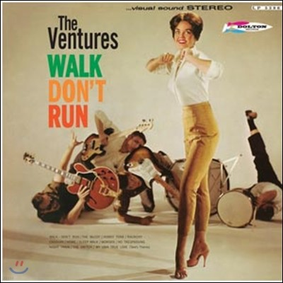 The Ventures - Walk, Don't Run (Limited Edition)
